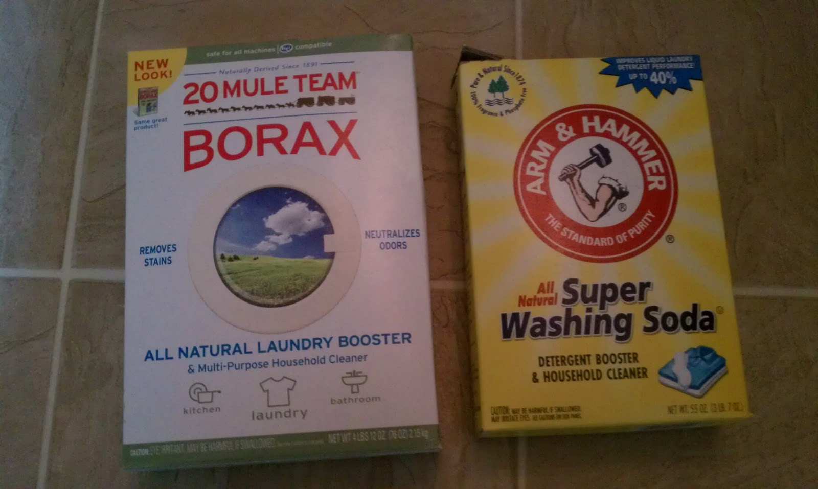 Little Things From A Mostly Sahm Homemade Liquid Laundry Soap
