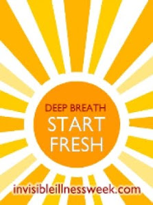 Deep Breath Start Fresh