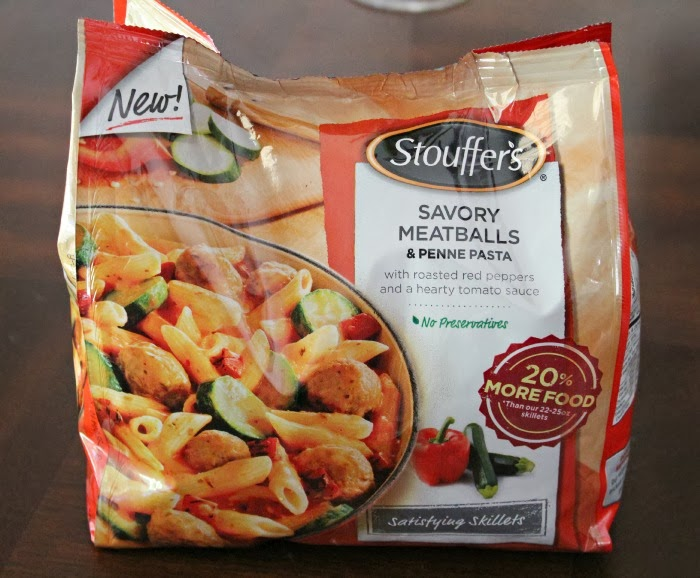 Yummy Skillet Meal by Stouffers #Dinner4Two #shop