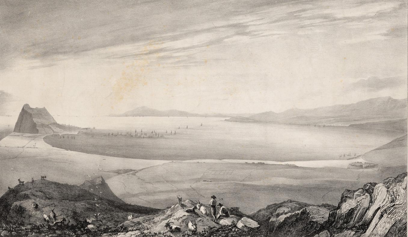 1829 In Gibraltar