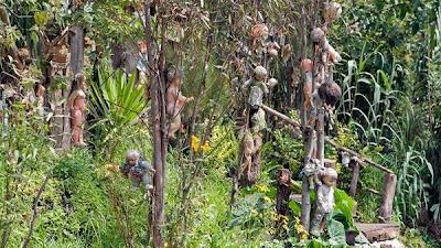 La Isla de La Munecas, Pulau Boneka Yang Menyeramkan