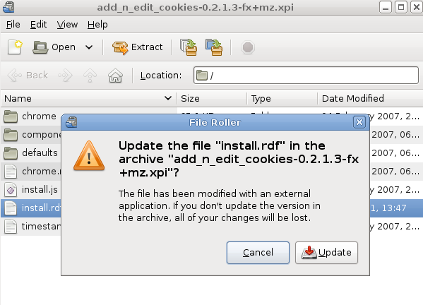 XPI File (What It Is and How to Open One)