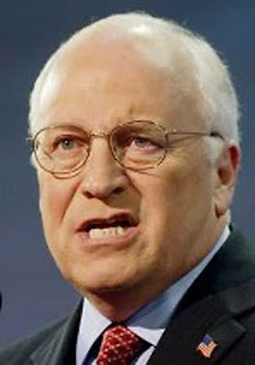 Vice President Dick Cheney was the brains behind the evil Bush empire