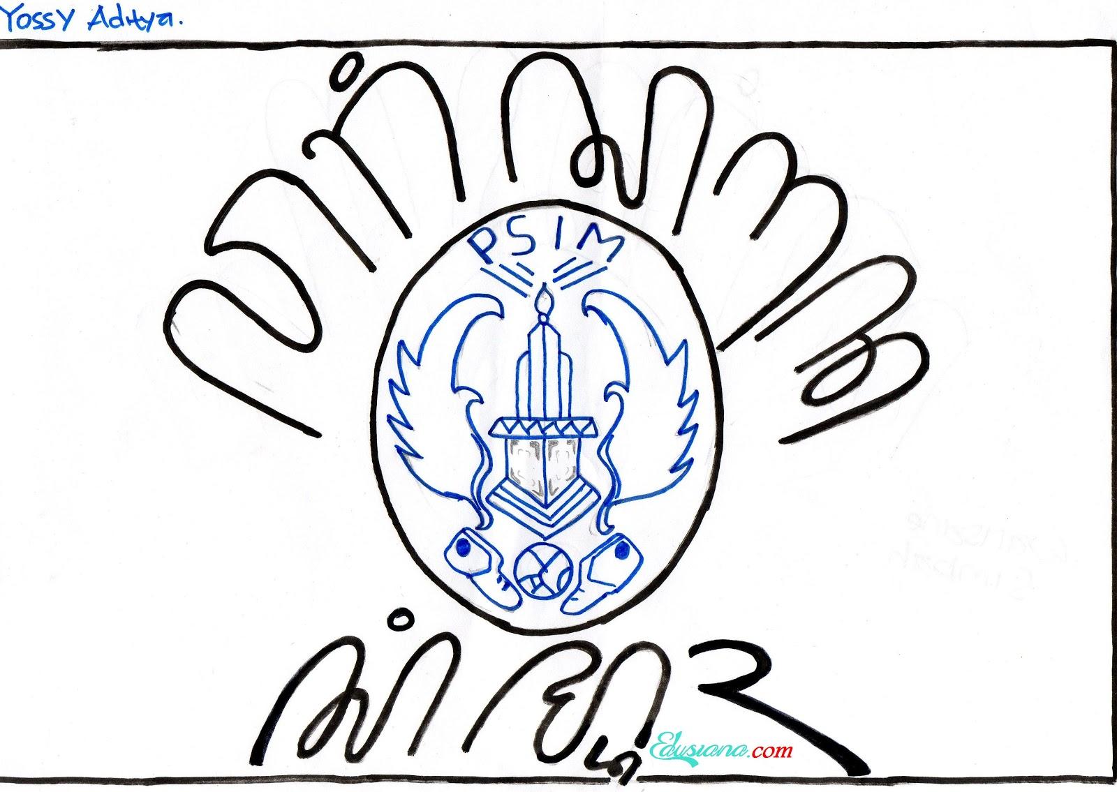 Cara membuat Kaligrafi Jawa