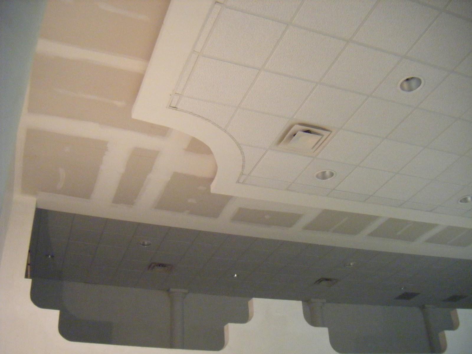 Pintores profesionales construccion de plafones y cupula - Plafones para salon ...
