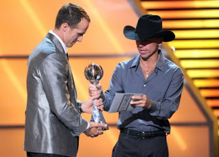 Kenny Chesney: 2012 ESPY Awards Presenter » Gossip | Kenny Chesney