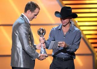Kenny Chesney: 2012 ESPY Awards Presenter » Gossip | Kenny Chesney