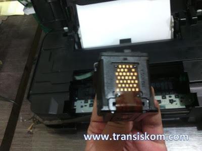 Cara Mengatasi Printer Canon IP2770 Narik Kertas Terus