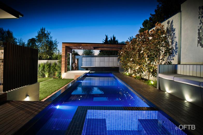 Fotos de piscinas hermosas ideas para decorar dise ar y - Diseno de piscinas modernas ...