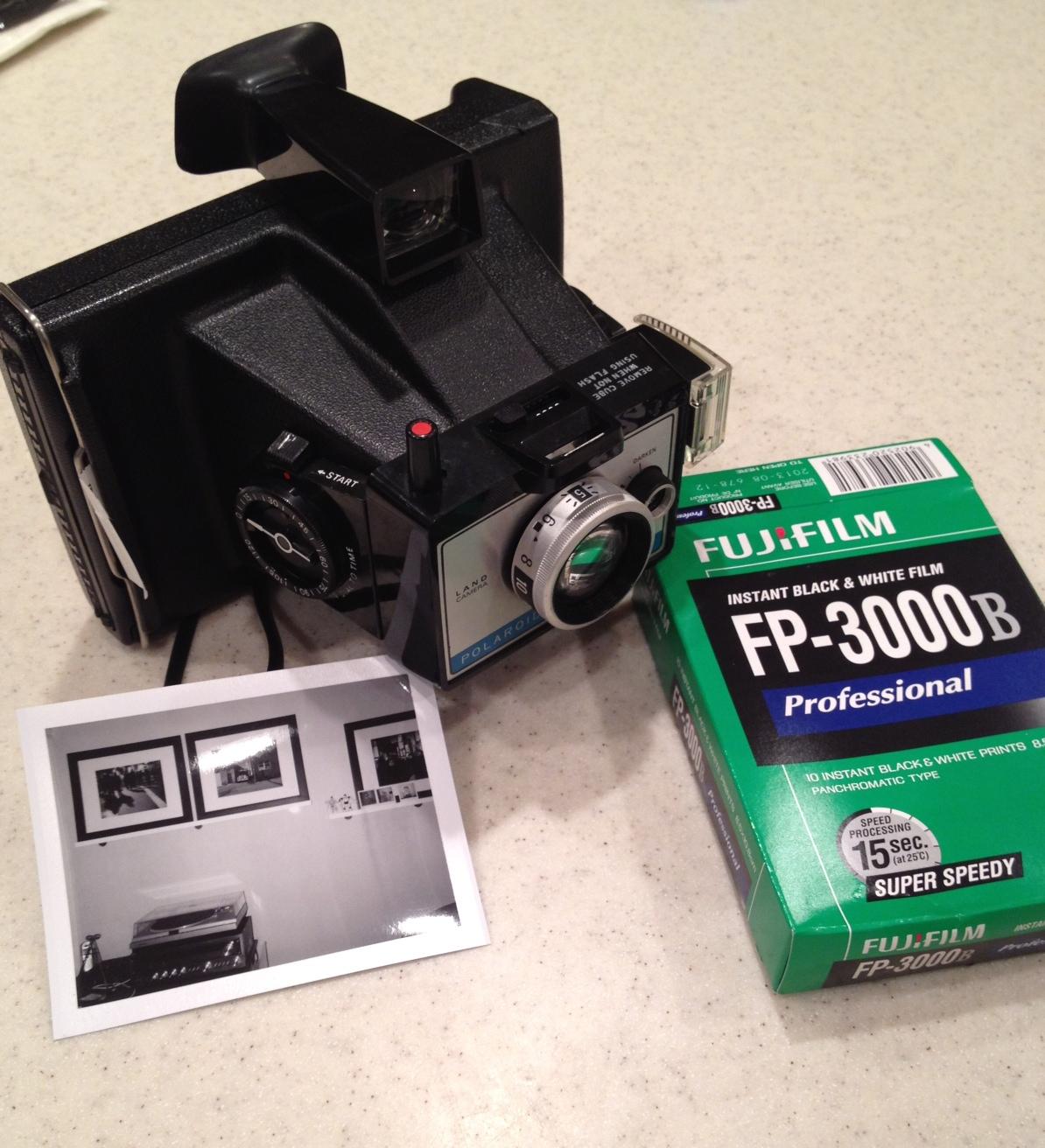 brokawimages the polaroid colorpack iii. Black Bedroom Furniture Sets. Home Design Ideas
