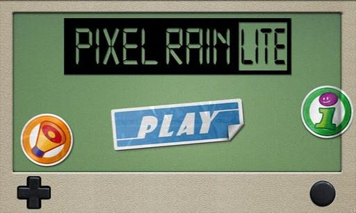Pixel Rain (Free Physics Game)