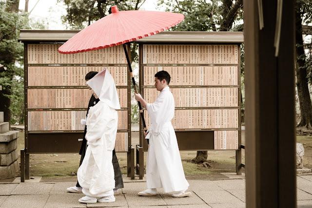 赤坂氷川神社での結婚式|準備編15|結婚式カメラマン斉藤幸城