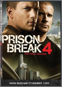 Capa Baixar Série Prison Break   1ª a 4ª Temporada Completa   Torrent Baixaki Download