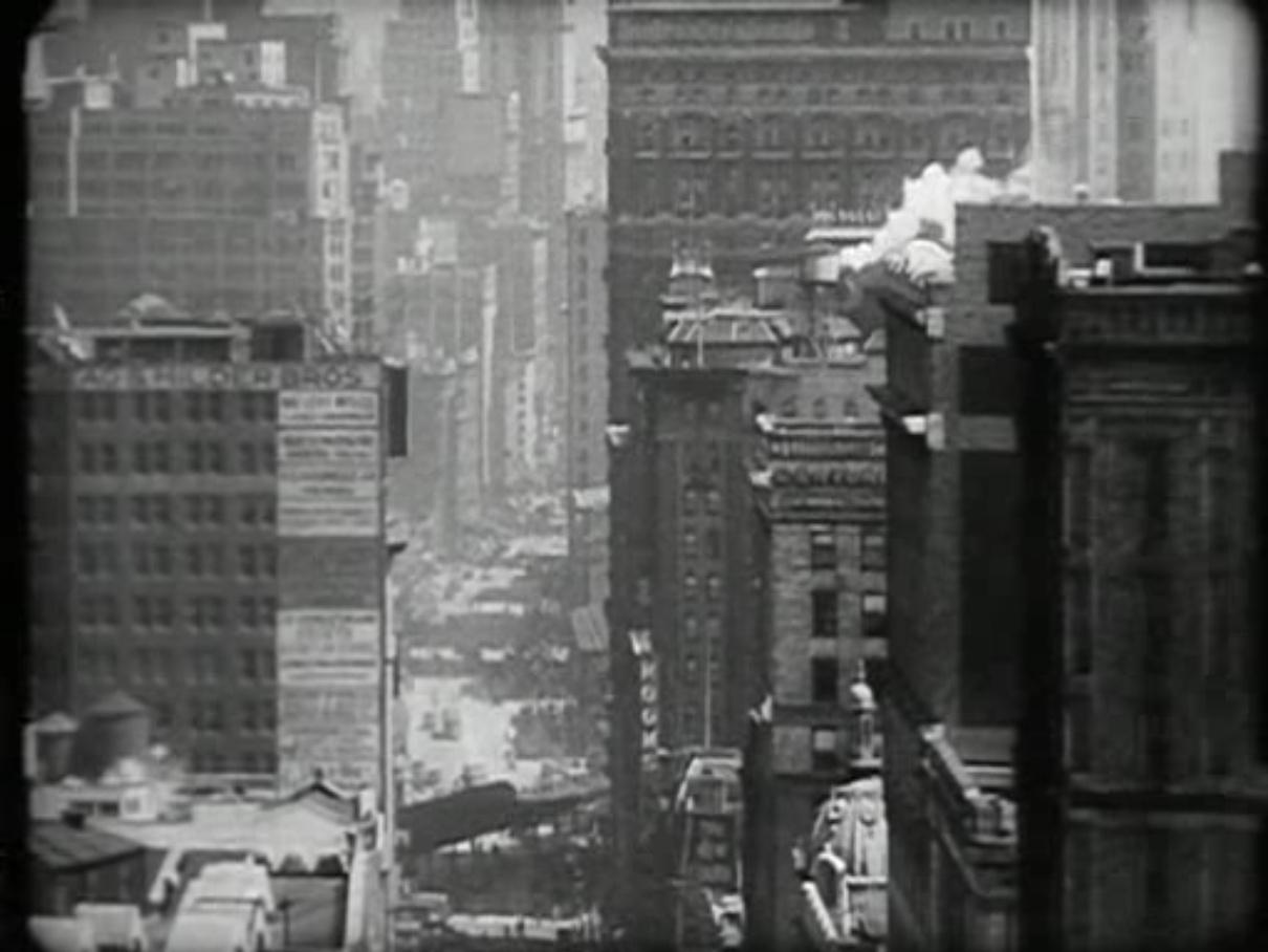 Twenty-Four Dollar-Island. (1927) Robert Flaherty. Sinfonía Urbana | City Simphony