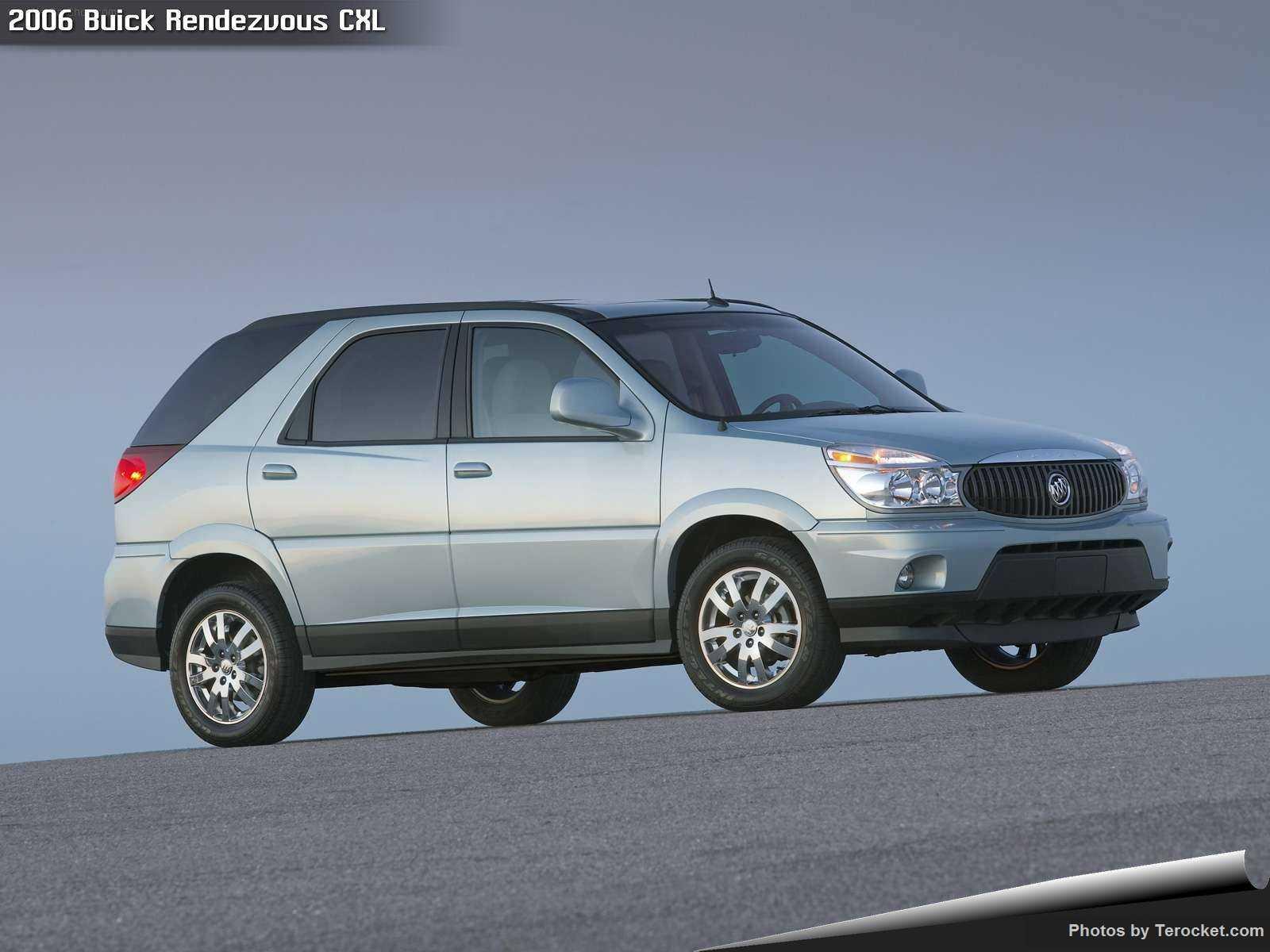 Hình ảnh xe ô tô Buick Rendezvous CXL 2006 & nội ngoại thất