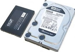 The advantages of SSD HDD