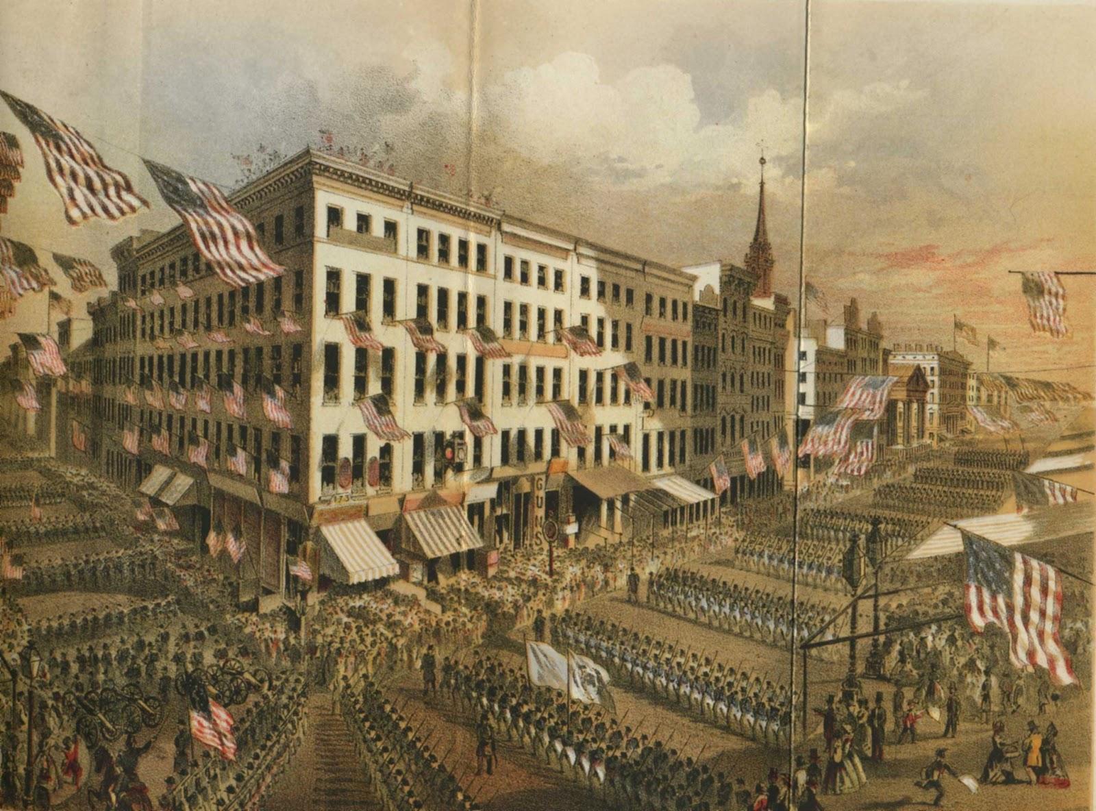 The Civil War Of The United States John Pierpont Morgan
