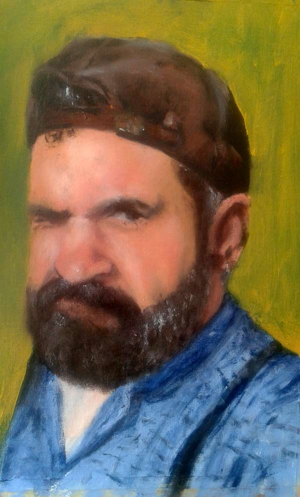 retrato masculino