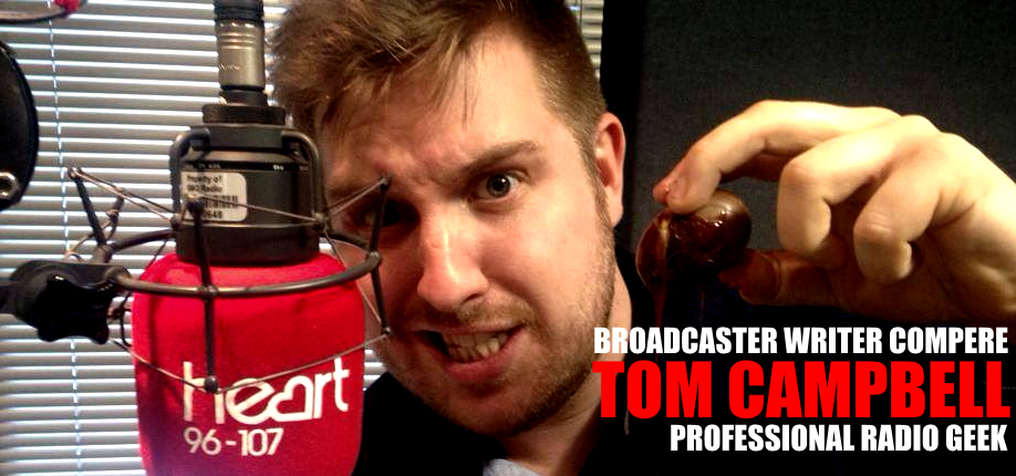 Tom Campbell Off Of The Radio
