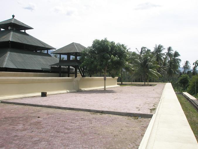 Mesjid Indrapuri Aceh Besar