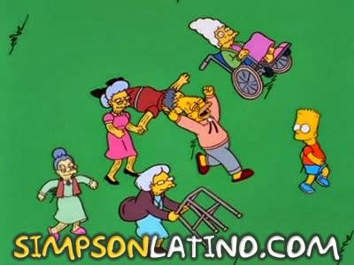 Los Simpson 10x20