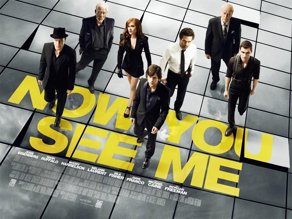 Tavsiye: Sihirbazlar Çetesi – Now You See Me (2013)