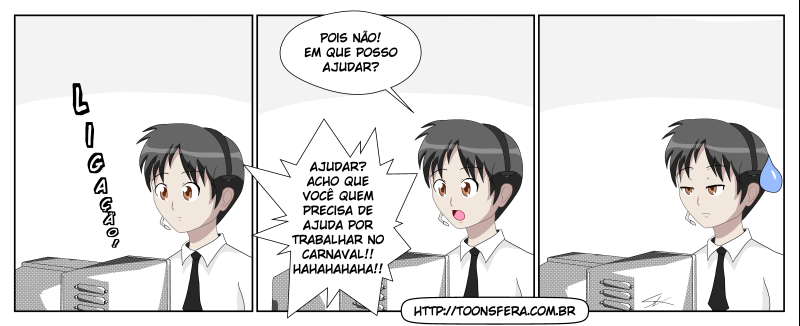 Orelhas queimando: Trolls de Carnaval