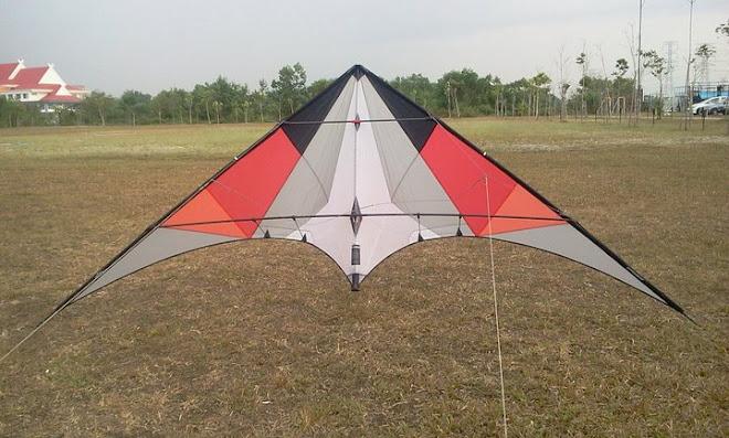 sin - kite house