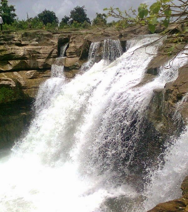 Jamjir Waterfall image