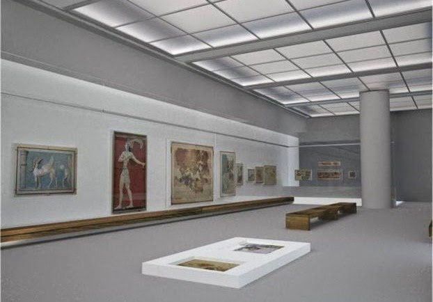 Archaeological Museum of Herakleion reopens after 7-year revamp