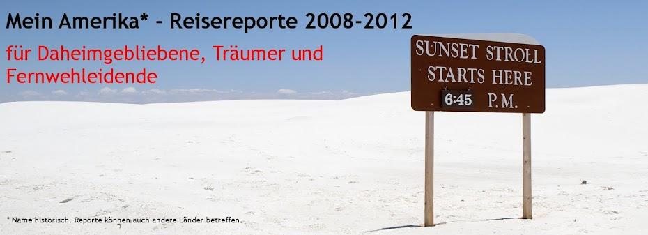 Meine Reisen 2008-2014