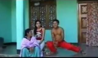 Mama Mana Pangbi - Manipuri Movies Funny Clip