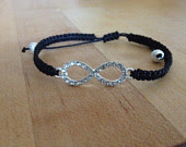 Infinity Bracelet from Gemma Belle Etsy Shop
