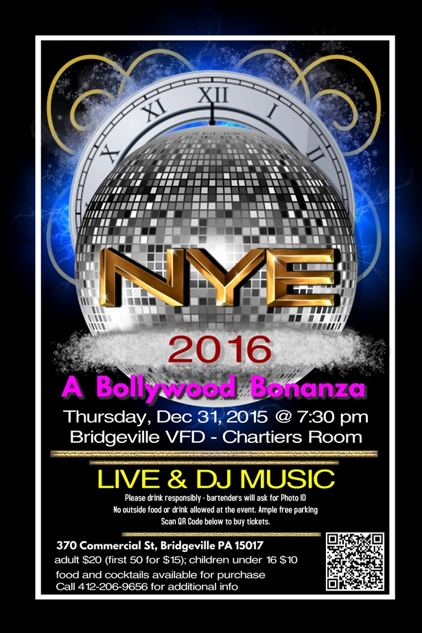 Bollywood Bonanza new year