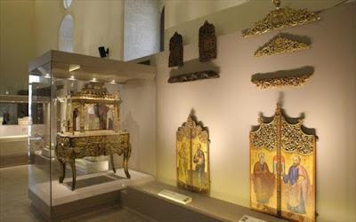 Ηράκλειο: Το Μουσείο Χριστιανικής Τέχνης εγκαινίασε ο Ν. Ξυδάκης