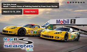 62th Mobil 1 Twelve Hours of Sebring