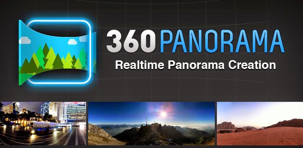 Aplikasi Kamera Android Terbaik - 360 Panorama