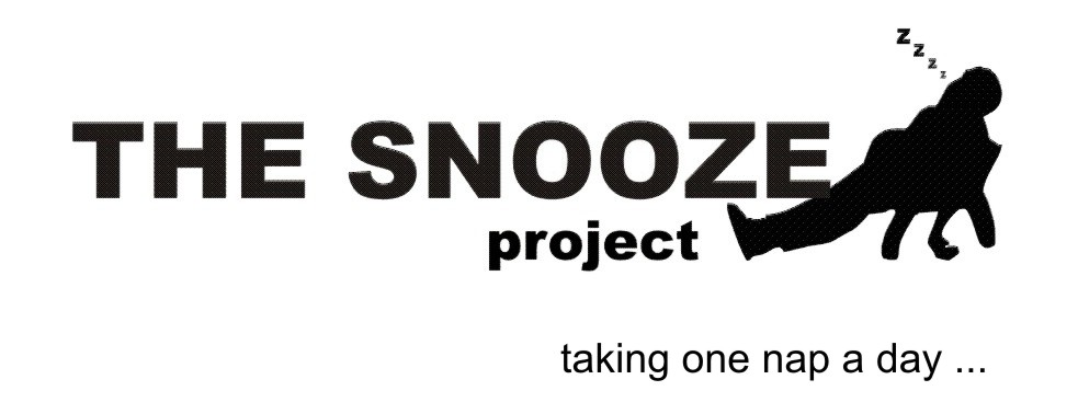 THE SNOOZE PROJECT