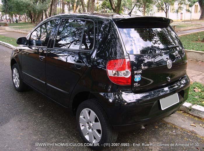 VW Fox 1.6 Route Flex 2008 usado a venda