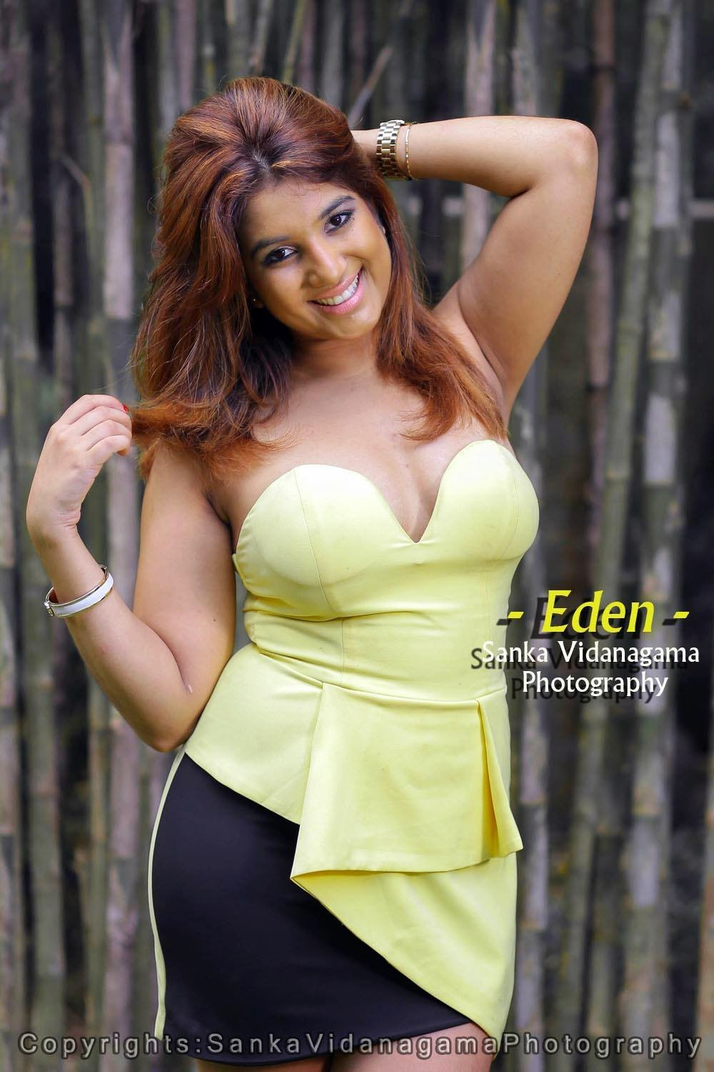 Eden Lawrence spicy