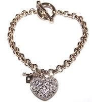 Swarovski Bracelet Heart7