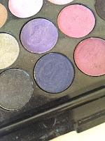 Douglas 7 Shades of Blue Eyeshadow Palette Lidschatten Blau