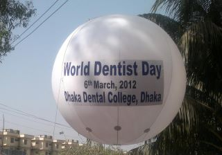 World Dentist Day 2012 observed in Bangladesh