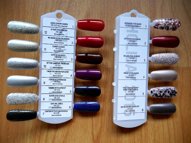 OPI Starlight Holiday 2015 Collection
