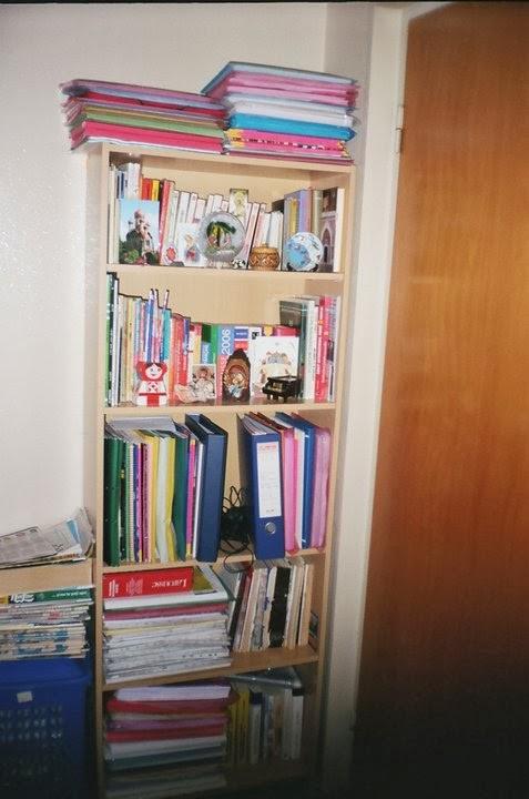 Biblioteca Olivia din anii facultatii 2