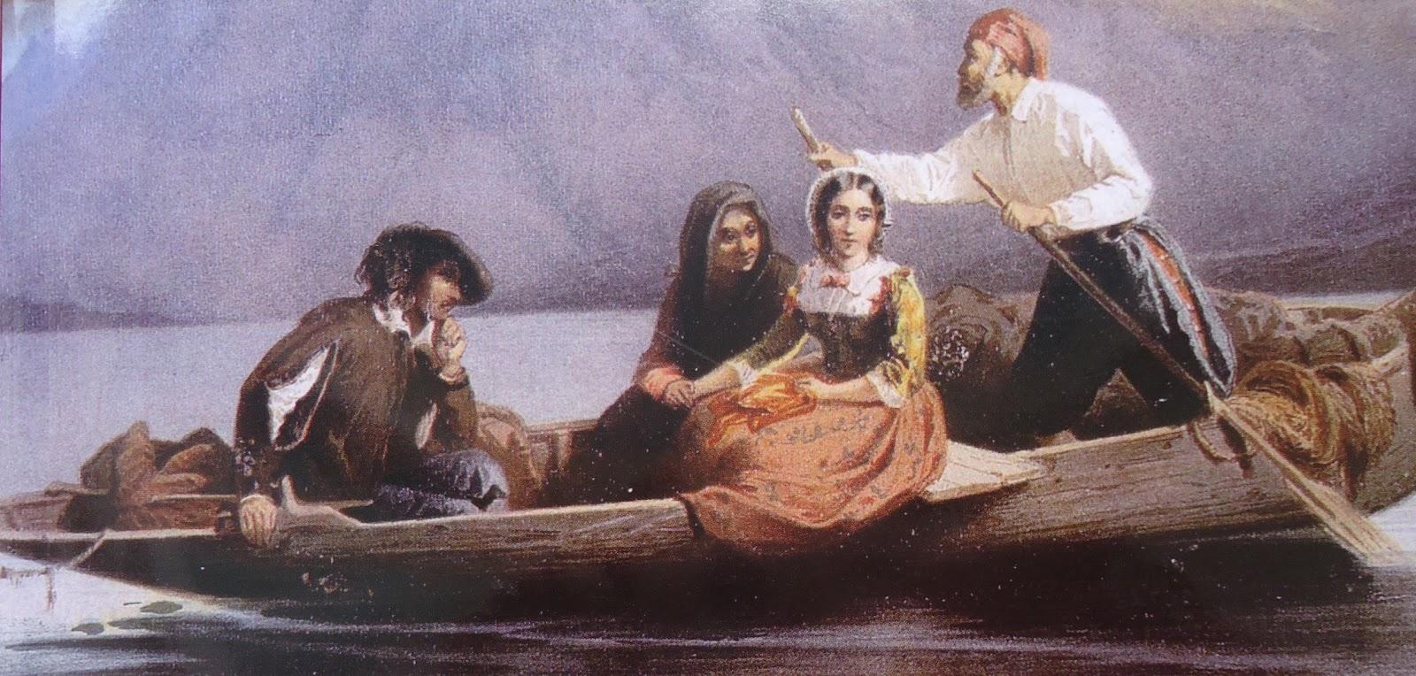 Riassunto capitolo 17 promessi sposi telodicoio for Casa di piantagioni del sud
