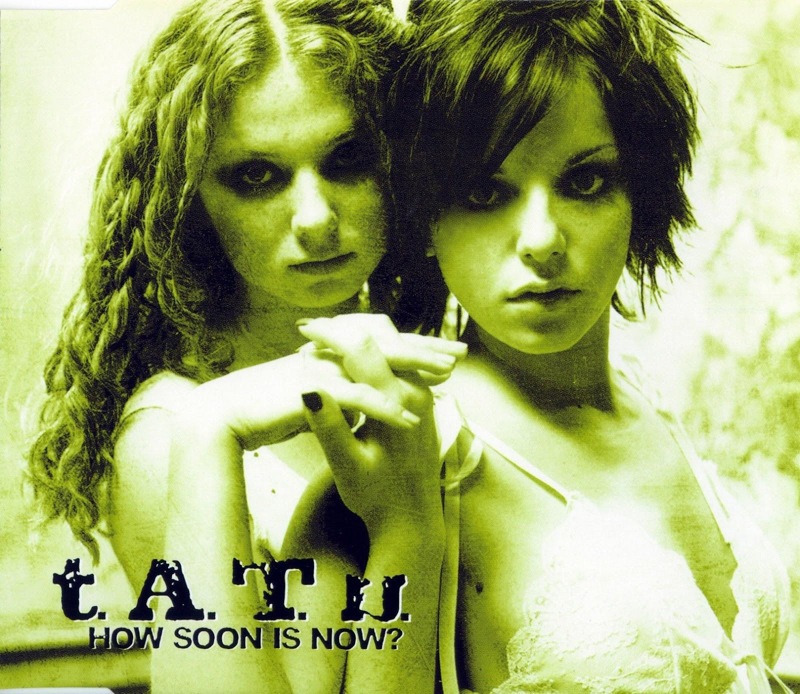 Tatu how soon is now mp3 320