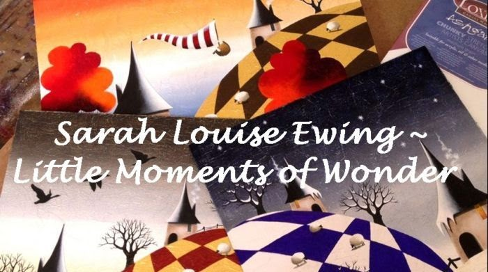 Little Moments of Wonder - The Art of Sarah Louise Ewing