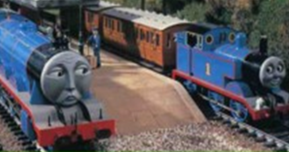 Brilliant The Thomas And Friends Review Station S1 Ep 15 Tenders And Download Free Architecture Designs Scobabritishbridgeorg