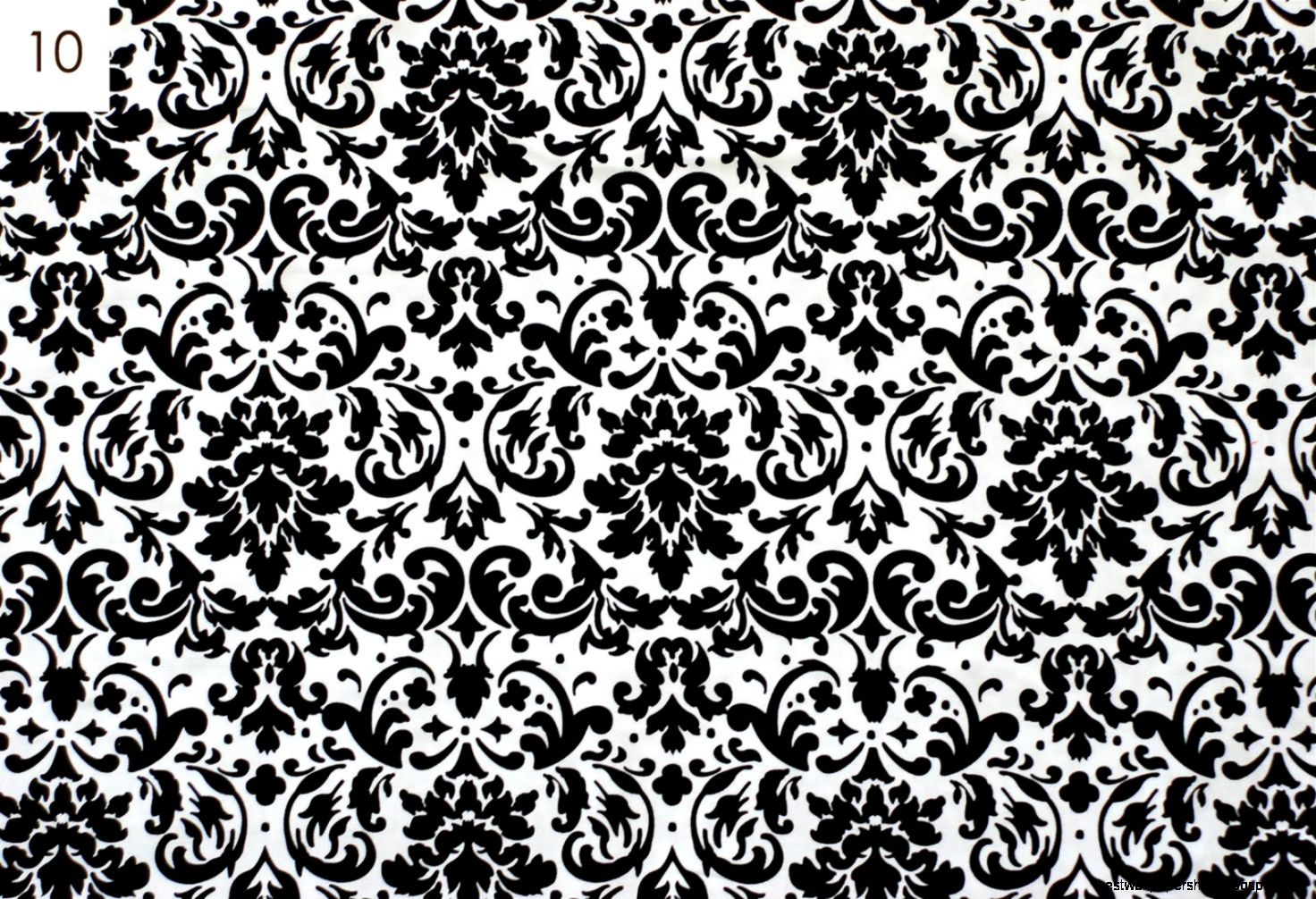 Damask black and white wallpaper best wallpaper hd for Black white damask wallpaper mural